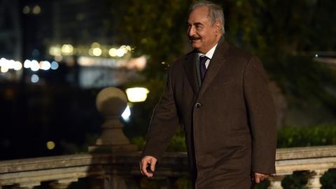 Is Libya's Khalifa Haftar trying to become the next Gaddafi?