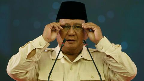 Can Prabowo pull off an upset in Indonesia's presidential polls?