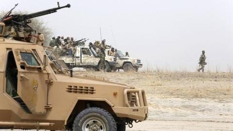Fighting between Chad soldiers, Boko Haram kills dozens