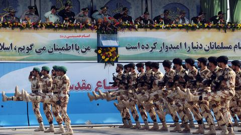 Provoking the Iranian Revolutionary Guard makes us less safe