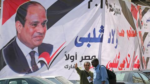 Egypt parliament to vote on extending Sisi rule