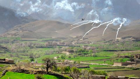 Let's face the truth, rural Afghanistan has been lost