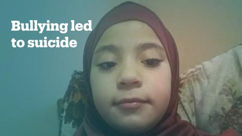 9-year-old Amal Alshteiwi commits suicide in Canada after being bullied