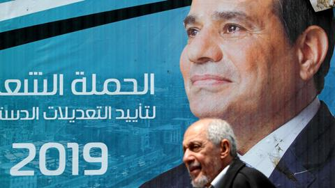 Will Sisi's constitutional changes backfire?