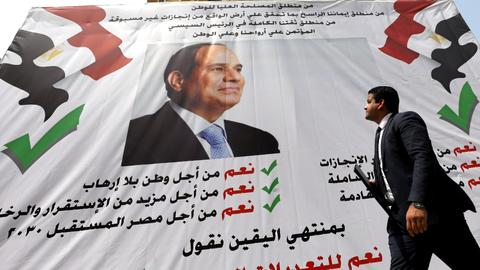 Egypt schedules public referendum on constitutional changes