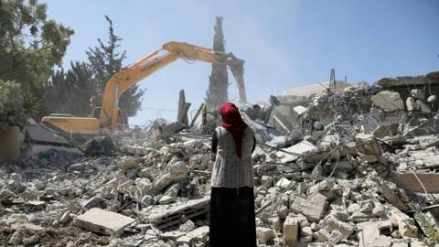 Israeli court approves demolition of 500 Palestinian homes