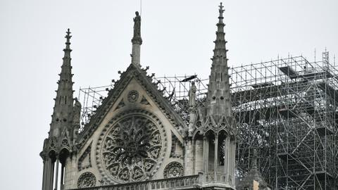 France asks: should Notre Dame's spire be rebuilt as it was?
