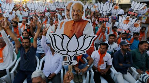 India's ruling party's road to votes is paved with dangerous communalism