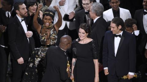 'Moonlight' wins best picture after Oscar screw up