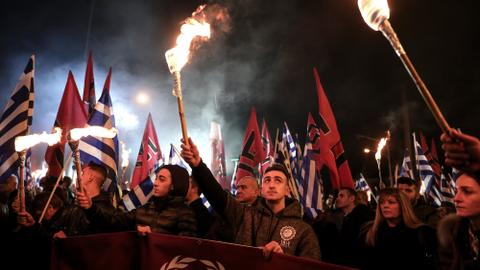 Hate crimes on rise in Greece amid surge in 'nationalist populism'