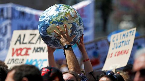 World facing climate emergency - scientists