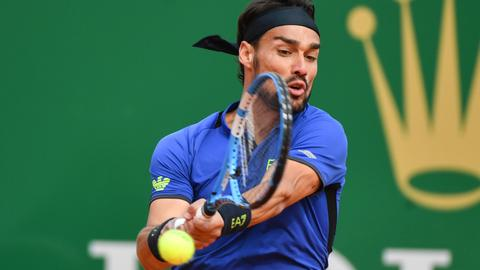 Fognini stuns Nadal 6-4, 6-2 to reach Monte Carlo final