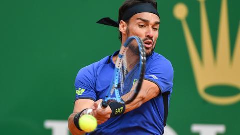 Fognini stuns Nadal 6-4, 6-2 to reach Monte Carlo final
