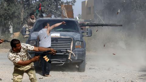 Air strikes and explosions hit Tripoli – Libyan crisis