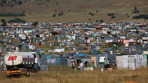 Anger at poor public services 25 years into South Africa democracy