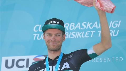 Felix Grossschartner wins Presidential Cycling Tour of Turkey