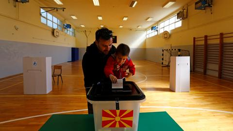 Fears of low turnout mar North Macedonia vote
