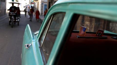 US ramps up pressure on Cuba with new sanctions