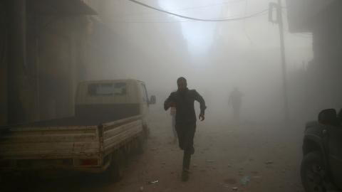 Al Qaeda deputy leader reportedly killed in Syria
