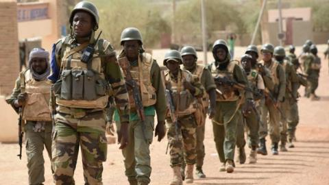 Attack on Mali army base kills 11 soldiers