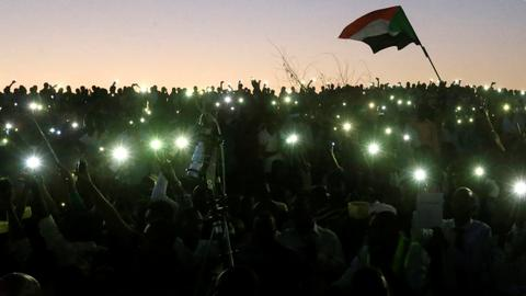 Sudan protest leaders halt talks with military