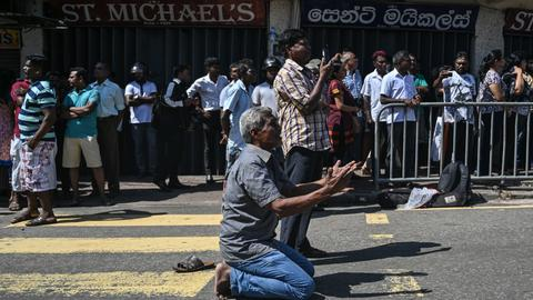 The group behind Sri Lanka's Easter Day attacks