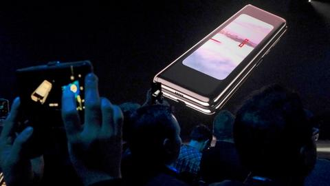 Samsung delays Galaxy Fold phone launch over screen problems