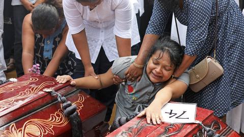 World reacts to Sri Lanka terror attacks