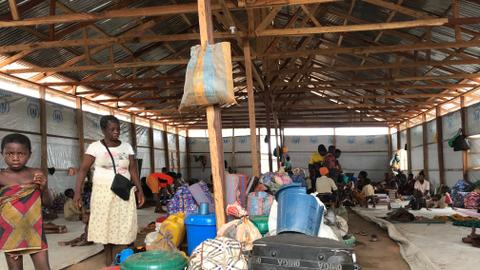 Cameroonian refugees in daily struggle for survival in Nigeria