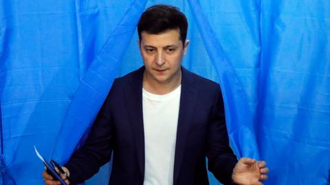 Can president-elect Volodymyr Zelenskiy fix Ukraine's urgent problems?