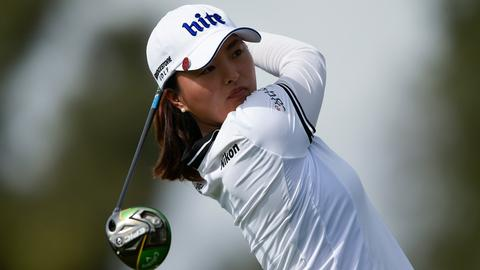 Top spot just a number for Ko as she eyes third LPGA win