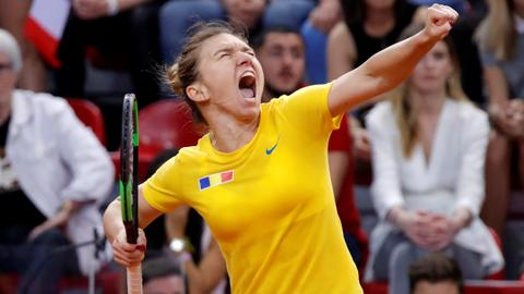 Halep pulls out of Stuttgart Open due to hip injury