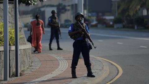Anger swells in the wake of Sri Lanka's Easter Sunday attacks