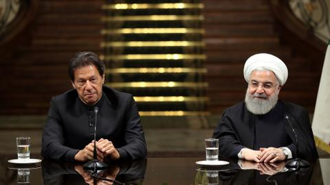 Imran Khan's uphill battle to mend Pakistan-Iran ties
