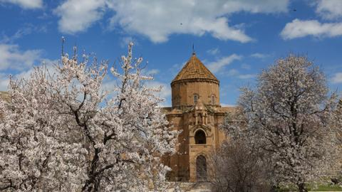 Turkey invites Armenian diaspora to visit restored church in Anatolia