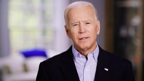 Joe Biden announces 2020 US presidential run