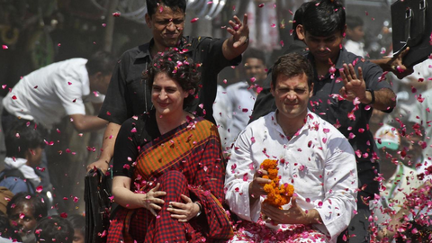 Is the timidity of India's main opposition Congress helping embattled Modi?