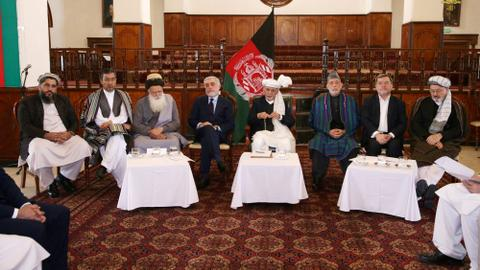 Afghanistan needs a caretaker government
