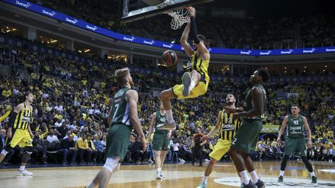 Fenerbahce Beko advances to final four of EuroLeague