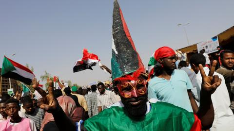 Why are Sudan's protesters snubbing the UAE and Saudi Arabia?