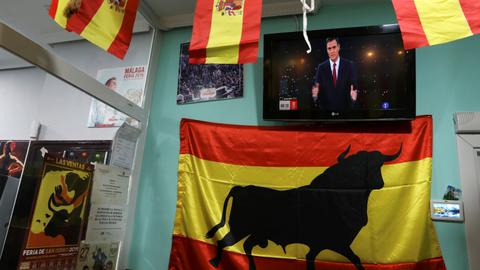 A look at the candidates in Spain's general election