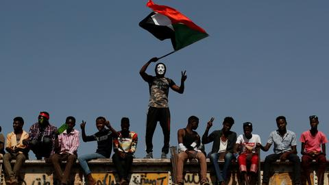 How social media propels protests in Sudan