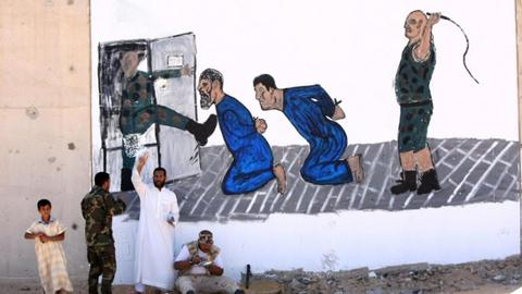 When gruesome doesn't do the word 'torture' justice in Libya