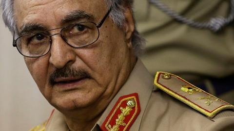 Q&A: 'Haftar either wants to win all or lose all in Libya'
