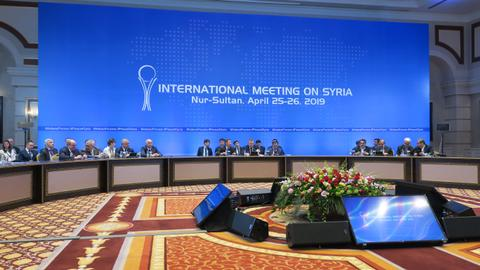 Syrian constitutional committee agreement 'close' - Russia