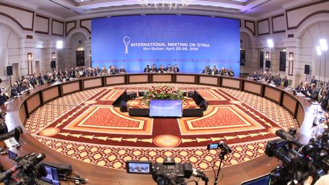Turkey, Iran, Russia condemn US move on Golan Heights