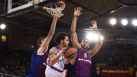 Barcelona, CSKA beat rivals to advance to Final Four in EuroLeague