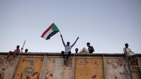 Sudan negotiators hopeful of deal on new transitional council