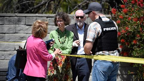 Terror attack on San Diego synagogue leaves at least one dead