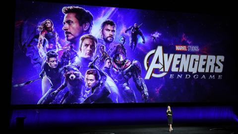 'Avengers: Endgame' breaks all-time box office record